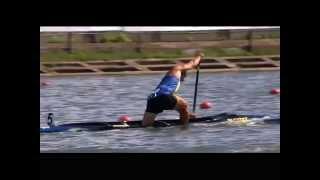 Чемпионат мира-2014. Каноэ-одиночка.  200 м. Полуфинал