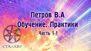 Петров В.А. Обучение. Практики. Часть 01 - 1