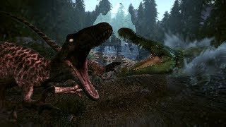 IT'S ALL CHANGED! - The Isle - Major Utah Update, Deinosuchus Maximum Size & Unlimited Growth!?