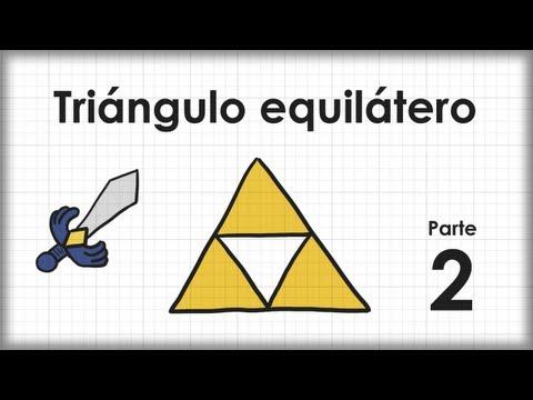 Triángulo equilátero, Parte 2