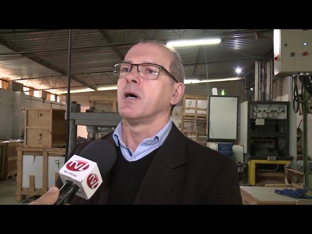 Visita à Empresa de Reciclagem