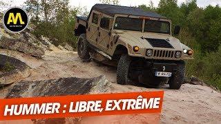 Hummer : Le véhicule en vente libre le plus extrême ?