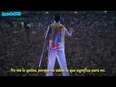LOVE OF MY LIFE - Queen - (Subtitulado en Español)