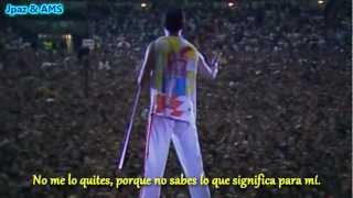 LOVE OF MY LIFE - Queen - (Subtitulado en Español)