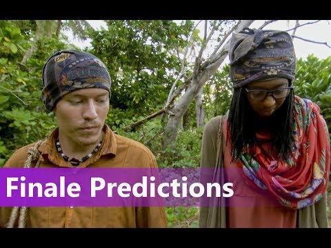 Survivor: Ghost Island Finale Predictions