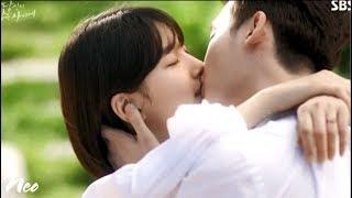 [KISS SCENES] Lee Jong Suk x Bae Suzy - While you were sleeping
