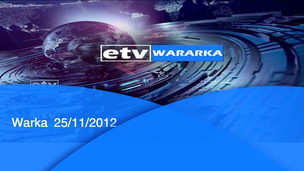 Warka 25/11/2012|etv