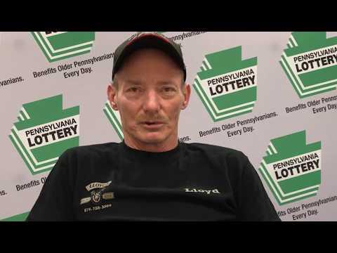 PA Lottery Winner Lloyd H.