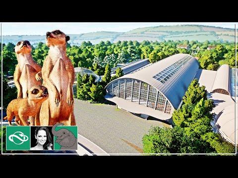 🐘 City Zoo | Tour of Australia & (part of) Africa | Planet Zoo |