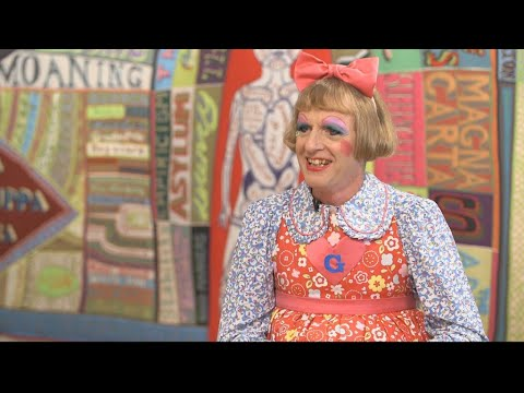 Grayson Perry: Turner Prize winner on transvestism, Trump and Brexit