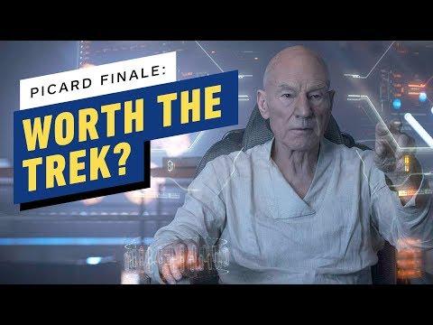Picard Season 1: Is the Star Trek Spinoff Worth It? (SPOILERS)