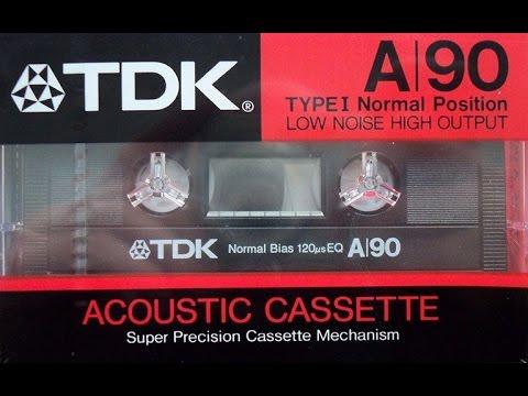 Retro Audio Cassette Tapes II