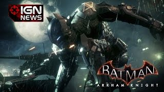 "This is Why Batman: Arkham Knight Is Rated ""M"" for Mature - IGN News"