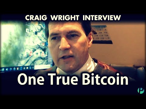 Dr. Craig Wright Interview | Bitcoin For The Real World | Future of Crypto
