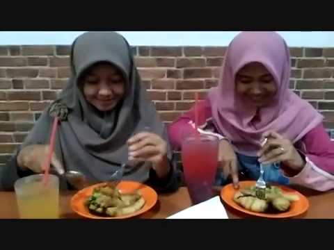 """Halima and Shabrina Assignment """"Indonesian Traditional Foods"""""""