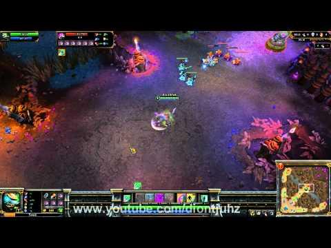 League of Legends - Gangster Twitch, A closer look [HD 1080p]
