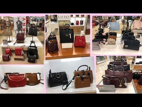 RALPH LAUREN, RADLEY  & DKNY BAGS COLLECTION 2019 | WHAT'S NEW IN MACY | #SEPTEMBER2019