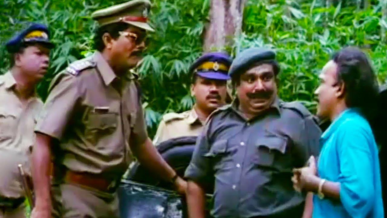 എന്നെ കണ്ടപ്പോൾ എന്തിനാടാ ഒളിച്ചത് !! ഒളിച്ചപ്പോഴാ സർ കണ്ടത് | Cochin Haneefa Non Stop Comedy |