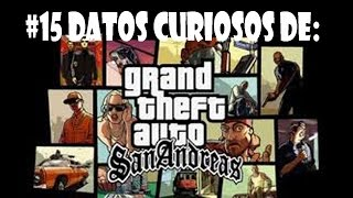 Download lagu 15 Curiosidades de GTA San Andreas Eyny Toons MP3