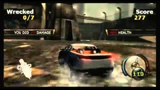 FLATOUT for Nintendo Wii Video Game Review