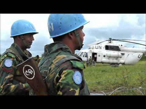 United Nations efforts against the Lord's Resistance Army LRA