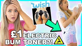 Testing Weird Things I Bought From Wish ! Success Or Disaster?!