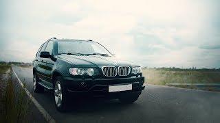 САМЫЙ дешёвый BMW X5. Тест-драйв БМВ X5.