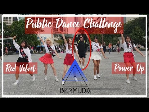 [BERMUD△] Power Up – Red Velvet (레드벨벳) | Public Dance Challenge + 2X Speed Ver + Bonus