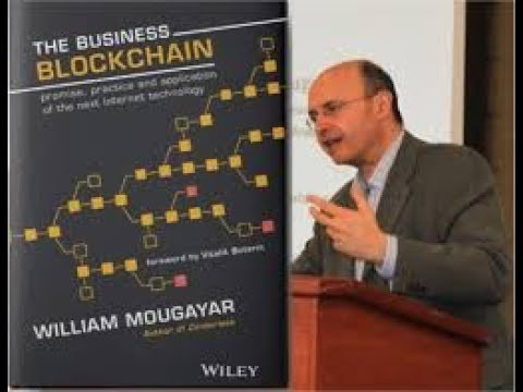 The Business Of Blockchain Author William Mougaryar Steemfest Lisbon Portugal 2017