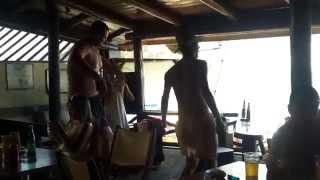 Zakintos - Cubaneros beach bar