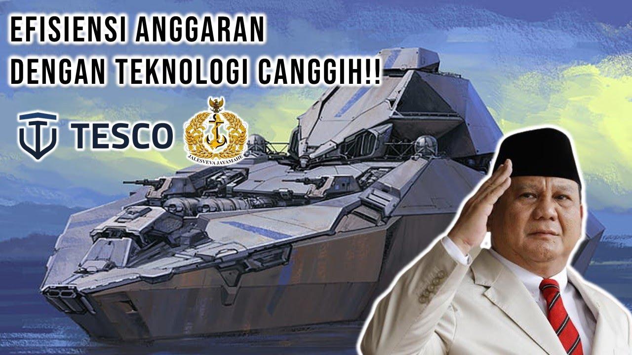 ANGGARAN MILITER TERBATAS!! PRABOWO TEKANKAN ALUTSISTA BERTEKNOLOGI CANGGIH!!
