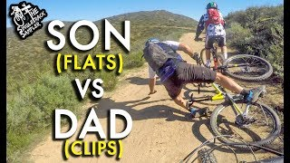 RIDE FLATS, BEAT YOUR DAD  // The Singletrack Sampler