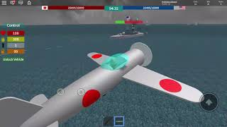 Roblox - Naval Warfare