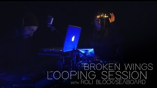 In The Loop - Broken Wings (Looping Session with Roli Block/Seaboard)