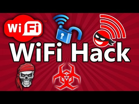 WiFi Hack ? How To Get Free WiFi 😉