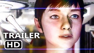 PS4 - Detroit Become Human: A Tale of 2 Cities Trailer (2018)