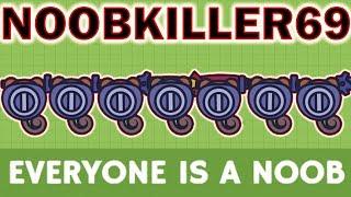 "Moomoo.io - The NoobKiller69 Invasion: ""EVERYONE IS A NOOB!"""