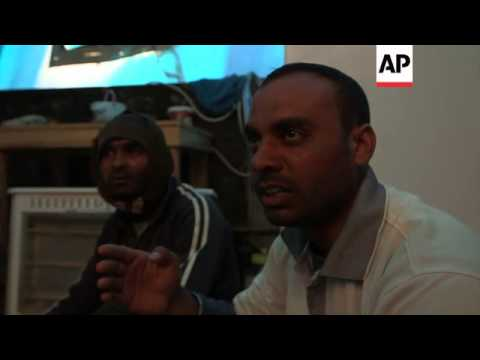 Indian workers in Irbil say they feel safe despite the fight
