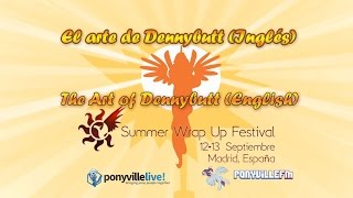 Summer Wrap Up 2015 - El arte de Dennybutt (Inglés) - Dennybutt Art (English)