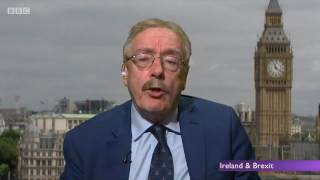 Former Irish Ambassador: Ireland should leave EU