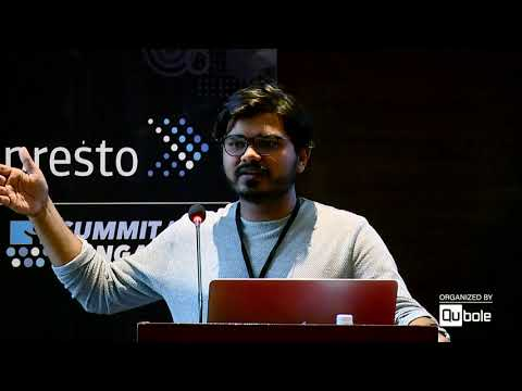 "Presto Summit India 2019 - ""Data Lake Consumption Layer powered by Presto"""