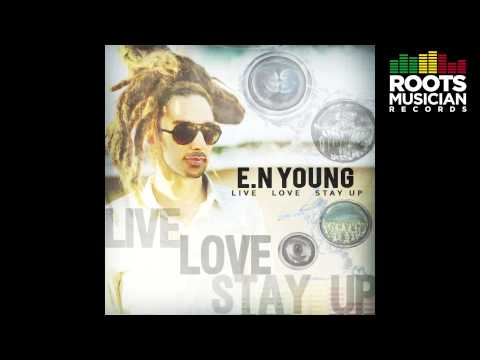"""E.N Young """"Blessed DuB"""" Lyric Video"""