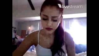 Ariana Grande - TwitCam - 5/6/12 - Part 3