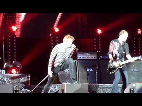 Die Toten Hosen - Ein guter Tag zum Fliegen live in Bochum 01.06.2013