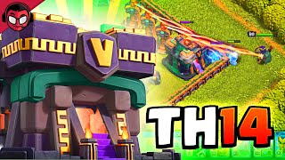 WE REVEAL THE TH14 IN CLASH OF CLANS | Sneak Peek