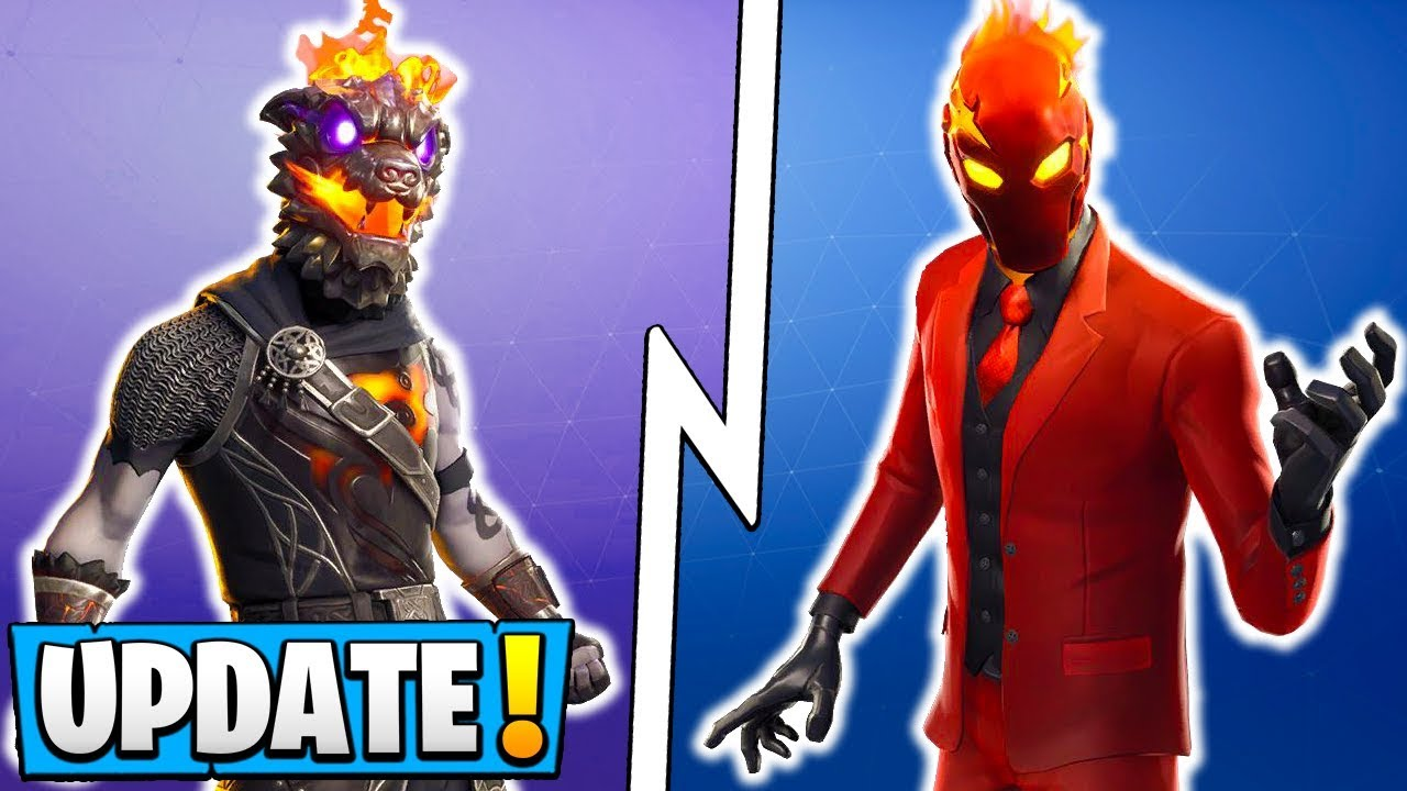 fortnite patch notes 8.20 skins