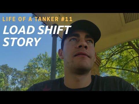 Quick Walmart Run in North Carolina & Schneider Load Shift Story - Life of a Tanker #11
