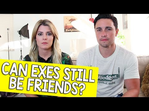 Can Exes Be Friends? (ft. Grace Helbig) Chester See