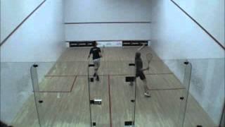 Squash Chile - Jaime Pinto v/s Max Camiruaga (Highlights)