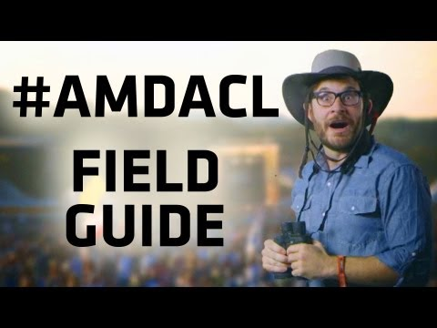 TLAs: AMD's Field Guide to ACL 2013 #AMDACL